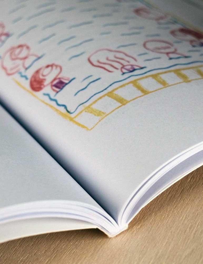 livre façon manga