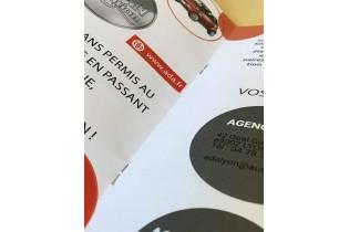 impression catalogue et brochure en ligne sur Lyon format A4