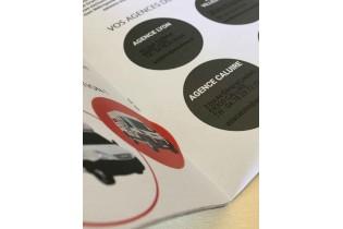 imprimerie en ligne brochure A6 / A5