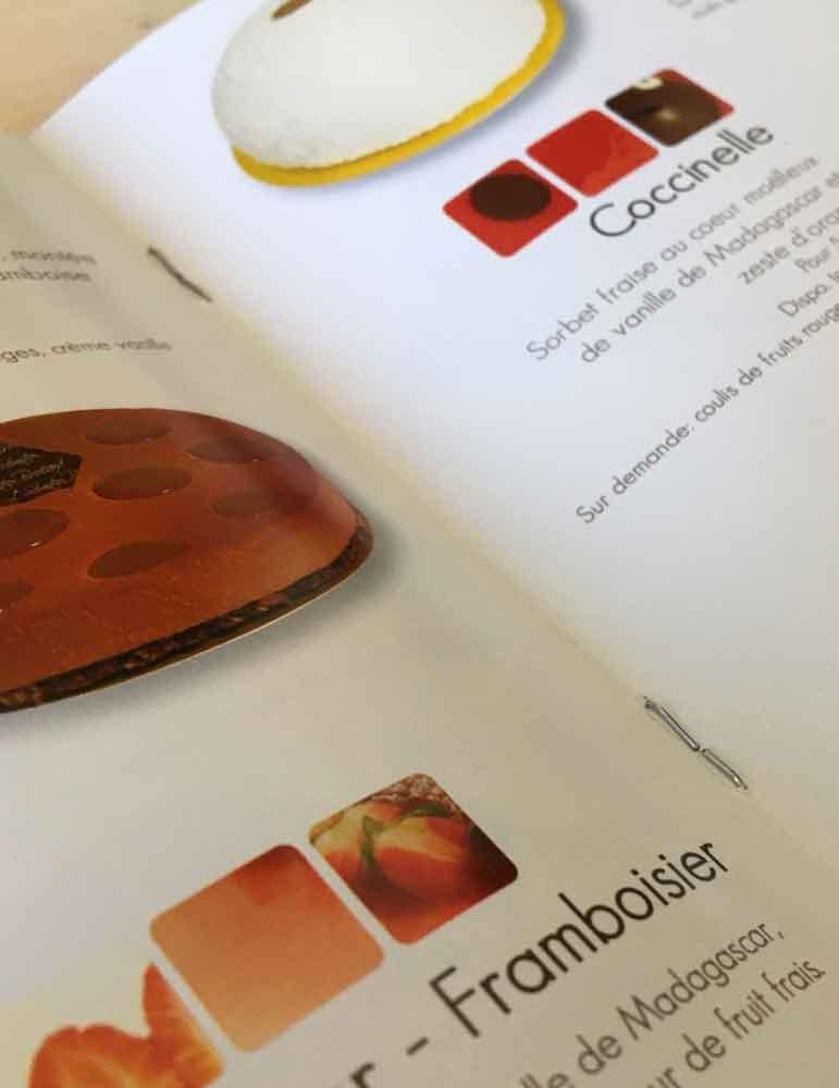 impression brochure et catalogue en ligne A6 long livraison gratuite