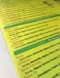 imprimerie en ligne menu restaurant