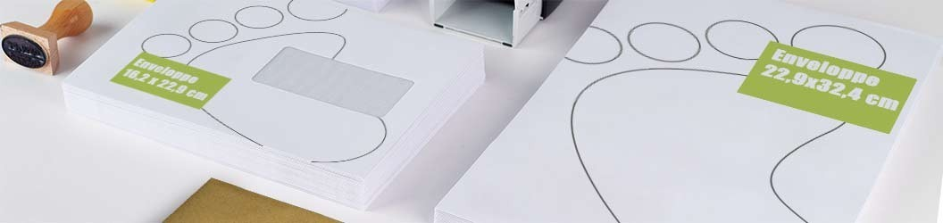 Impression enveloppe et mailing personnalisée